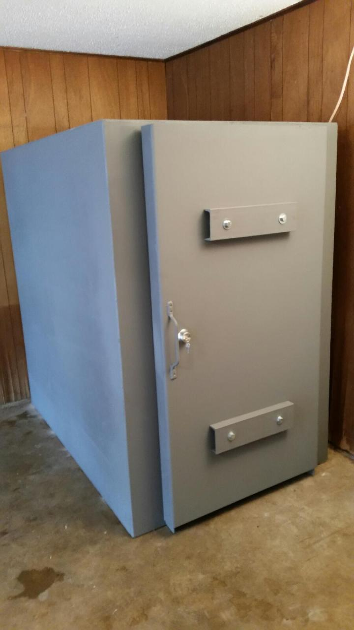 Steel Safe Room Photo Gallery They Are Custom Built