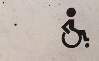wheel chair signage