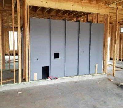 storm shelter installation
