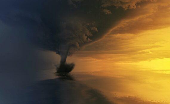 heavy tornado